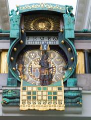 Anker Uhr - Anker clock