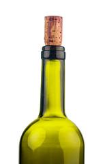Korken einer Weinflasche