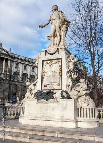 Wolfgang Amadeus Mozart Statue