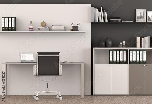 moderne b roeinrichtung von fischer lizenzfreies foto 60541727 auf. Black Bedroom Furniture Sets. Home Design Ideas
