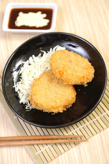 Japanese fried pork