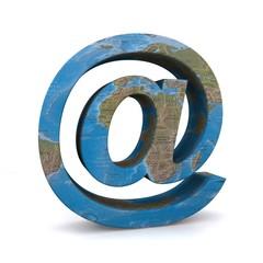 E-mail - concept