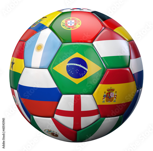 canvas print picture World Football