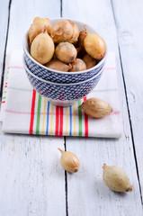 Zwiebeln,Mini zwiebeln, Paris, gemüse