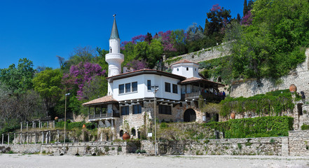 Palace of Queen Mary in Balchik