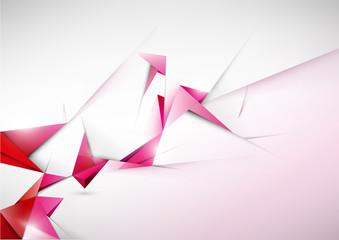 fond abstrait fractal