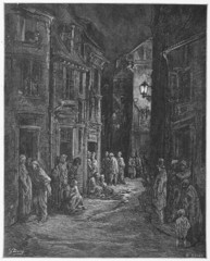Blue Gate Fields - Gustave Dore's London: a Pilgrimage