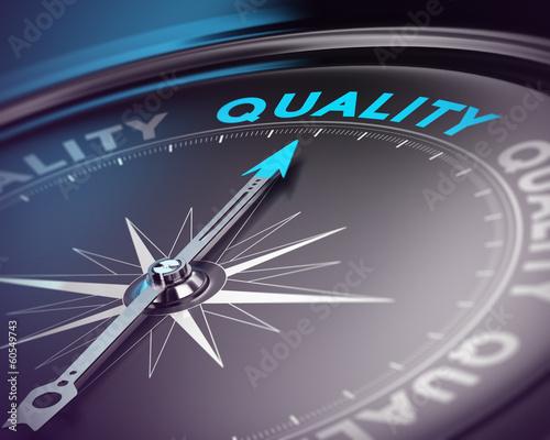 Fototapeta Quality Assurance Concept