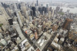 Obrazy na płótnie, fototapety, zdjęcia, fotoobrazy drukowane : New York City Manhattan skyline aerial view