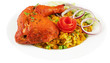 tandoori chicken meal