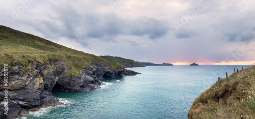 Epphaven Cove in Cornwall