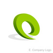 E. Company Logo