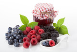 Preserves from fresh fruits