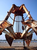 Rusty Old Dredging Equipment