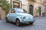 Fiat 500 dans les Rues de Rome - 60557987