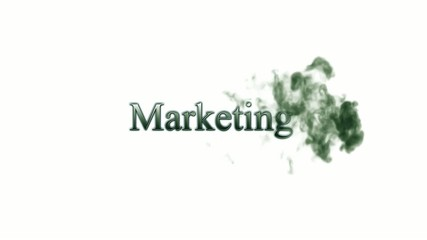 Marketing dark green Fog