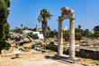 Kos island ancient city ruins, Greece