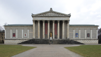 State collections of Antiques in Munich