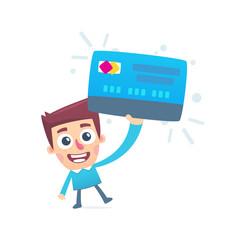 Everyone has a debit card