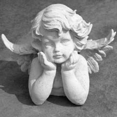 lovely angelic figurine