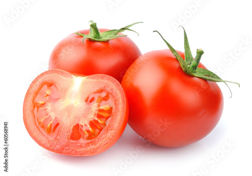 canvas print picture Ripe tomatoes