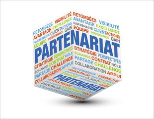 cube partenariat
