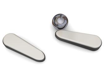 Pinball - 3D