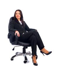 Boss in Chair