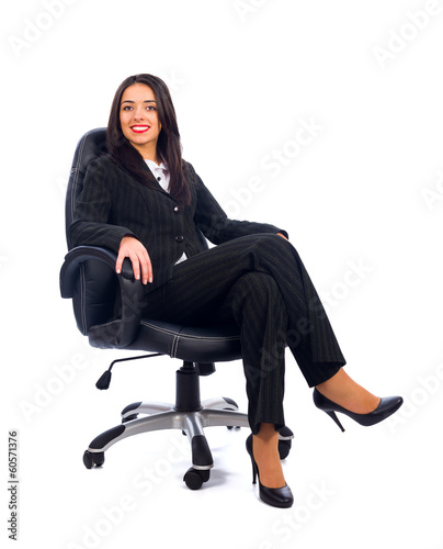Boss in Chair