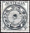 Australian Antarctic territory badge (Australia 1954)