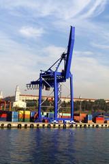 gru portuale