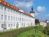 Jesuit College in Kutna Hora, Czech Republic