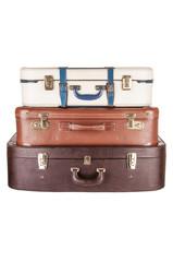 Drei Reisekoffer