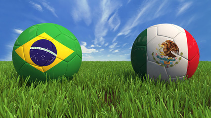 Brazil-Mexico