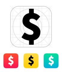 Dollar icon.
