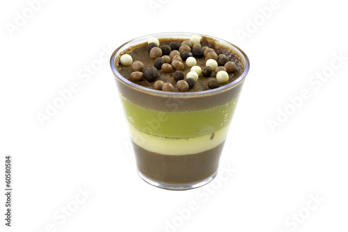 Isolated Verrine