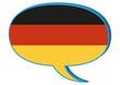 Sprechblase deutsch