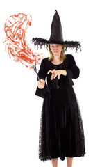 This hag wants to bewitch you
