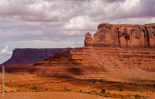 Poster Landschappen Monument Valley