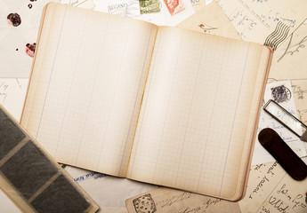 corrispondenza vintage