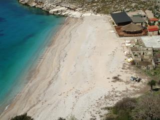 Lamana beach, Albanian Riviera