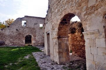 Chiesa di San Tommaso Apostolo. Caramanico Terme. Abruzzo.
