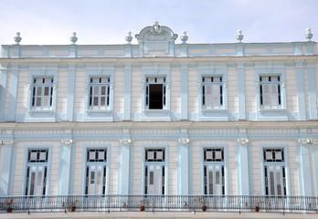 Beautiful Cuban building