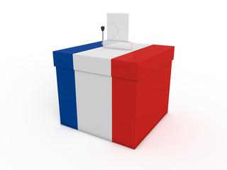 Urne élections municipales 2014 3d