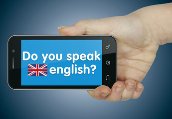 Do you speak english? Phone