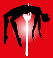 simbolo contro la violenza sulle donne