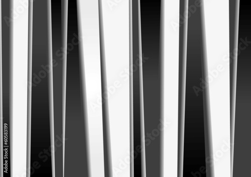 Vector black and white stripes backdrop