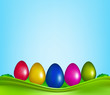 Easter Color Eggs
