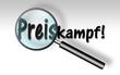 Lupe - Preiskampf