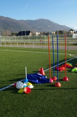 entrainement -football
